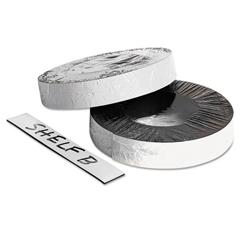 BAU66151 - Baumgartens Dry Erase Magnetic Label Tape