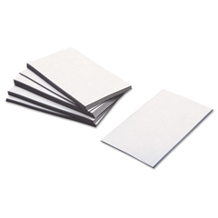 BAU66200 - Baumgartens Business Card Magnets