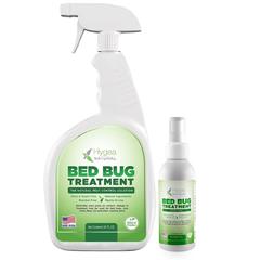 BBGEXTC-2505 - Hygea NaturalBed Bug Exterminator 24 oz. Spray & 3 oz. Travel Spray