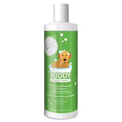 BBGHN-1001 - Hygea NaturalBuddy Dog Shampoo 16oz - For Male