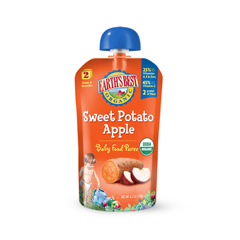 BFG38301 - Earth's BestSweet Potato Apple Infant Puree Pouch