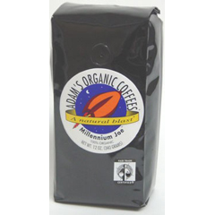 BFG03978 - Adams Organic CoffeesFair Trade Millennium Joe Coffee