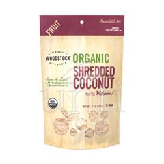 BFG06694 - Woodstock FarmsOrganic Shredded Coconut
