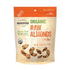 BFG06748 - Woodstock FarmsOrganic Raw Almonds