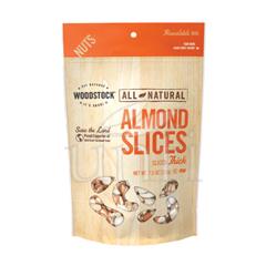 BFG06759 - Woodstock FarmsAll-Natural Almond Slices