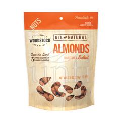 BFG06761 - Woodstock FarmsRoasted & Salted Almonds