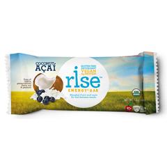 BFG08067 - Rise FoodsOrganic Coconut Acai Energy + Bars
