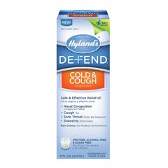 BFG01537 - Hyland'sDefend Cold & Cough