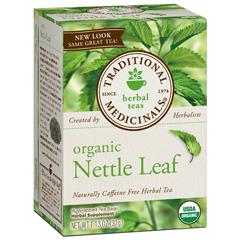 BFG20031 - Traditional MedicinalsOrganic Nettle Leaf Tea