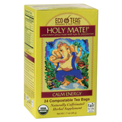 BFG20232 - Eco Teas - 100% Organic Holy Mate! Tea