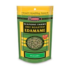 BFG20726 - Seapoint FarmsDry Roasted Wasabi Edamame Snack