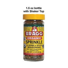 BFG20727 - BraggOrganic Sprinkle Seasoning