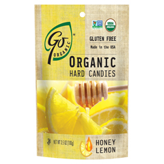 BFG20875 - Go NaturallyHoney Lemon Candy