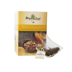 BFG21397 - Mighty LeafOrganic African Nectar Herbal Tea