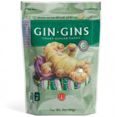 BFG21460 - Ginger PeopleGin-Gins Chewy Ginger Candy