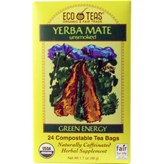BFG21970 - Eco TeasOrganic Yerba Mate Tea