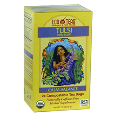BFG22686 - Eco TeasOrganic Holy Basil Tea