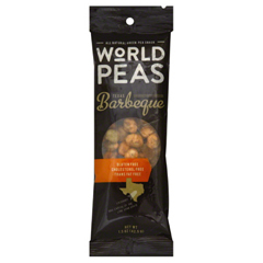 BFG23156 - World PeasTexas Barbeque Pea Snack