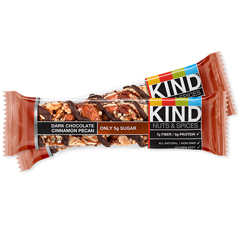 BFG23701 - KindDark Chocolate Cinnamon Pecan Bars