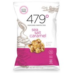 BFG55677 - 479 PopcornSea Salt Caramel Popcorn - Small Pouch
