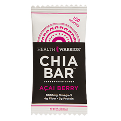 BFG24418 - Health WarriorAcai Berry Chia Bars