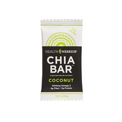BFG24419 - Health WarriorCoconut Chia Bars