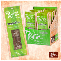 BFG24466 - Primal Spirit FoodsMesquite Lime Seitan Strips