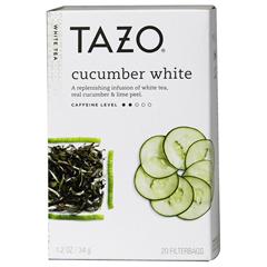 BFG25779 - Tazo TeasCucumber White Tea