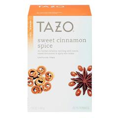 BFG25792 - Tazo TeasSweet Cinnamon Spice Tea