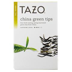 BFG25794 - Tazo TeasChina Green Tips Tea