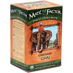 BFG26125 - The Mate FactorChai Yerba Mate Tea