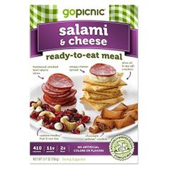 BFG26920 - GopicnicSalami & Cheese Snack Pack