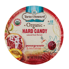 BFG27617 - Torie & HowardHard Candy Pomegranate/Nectarine