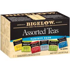 BFG28237 - BigelowSix Assorted Teas