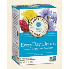 BFG29022 - Traditional MedicinalsEveryday Detox® Tea