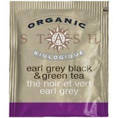 BFG29212 - Stash TeaOrganic Earl Grey Black & Green Tea