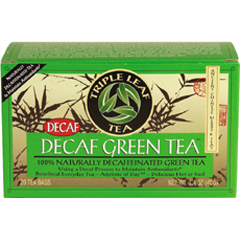 BFG29224 - Triple Leaf TeaDecaf Green Tea