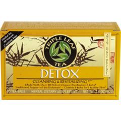 BFG29227 - Triple Leaf TeaDetox Tea