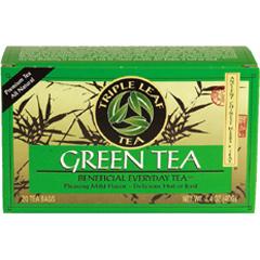 BFG29230 - Triple Leaf TeaPremium Green Tea