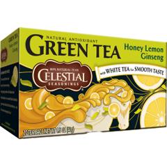 BFG29381 - Celestial SeasoningsHoney Lemon Ginseng Green Tea