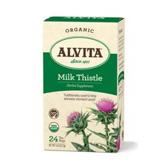 BFG40640 - AlvitaMilk Thistle Tea