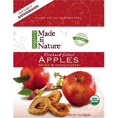 BFG29982 - Made In NatureDried Apple Slices
