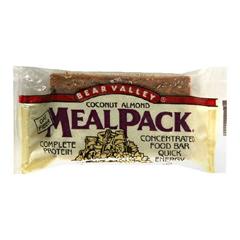 BFG30354 - Bear ValleyCoconut Almond Mealpack Bar