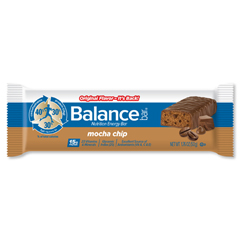 BFG30433 - Balance Bar CompanyBalance Original Mocha Chip Bar