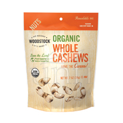 BFG30582 - Woodstock FarmsLarge Whole Cashews