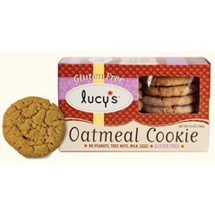 BFG31252 - Lucy'sOatmeal Cookies Gluten Free