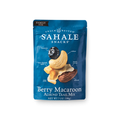 BFG31702 - Sahale SnacksBerry Macaroon Almond Mix