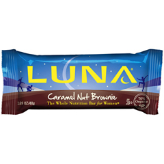 BFG31989 - Clif BarCaramel Nut Brownie Luna Bar