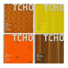BFG32107 - TCHO ChocolateDark Chocolate, Assorted