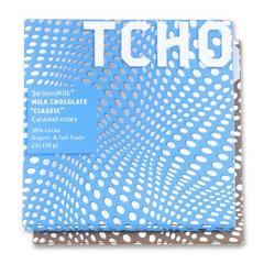 BFG32108 - TCHO ChocolateMilk Chocolate, Assorted